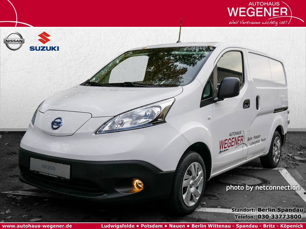 Nissan e-NV200 Premium, Jahr 2019, Elektro
