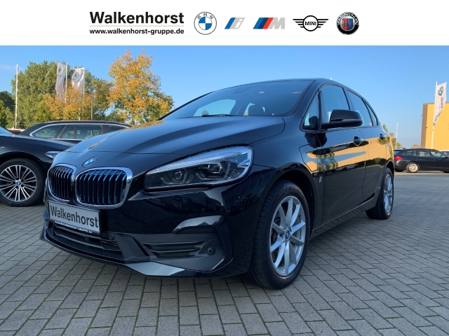BMW 225 Active Tourer xe Advantage iPerformance EU6d-T LED Klima PDC Kamera, Jahr 2018, Hybrid