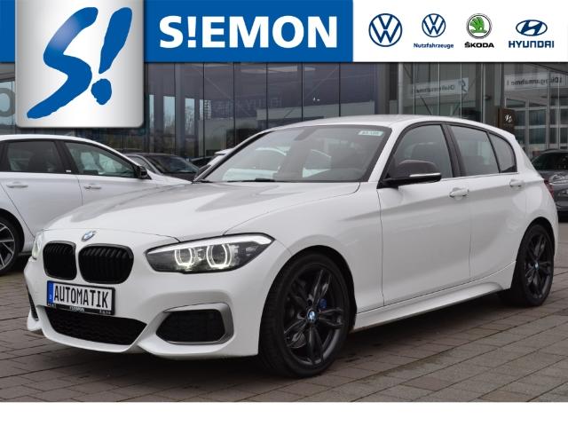 BMW M140i Special Edition LED Navi PDC SHZ Klimaauto, Jahr 2017, Benzin