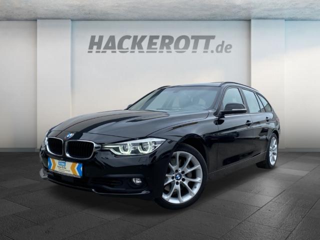 BMW 340 i Advantage Touring LED Keyless ACC Rückfahrkam. Fernlichtass. AHK-klappbar El. Heckklappe, Jahr 2017, Benzin