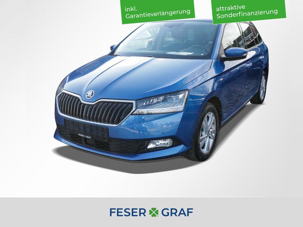 Skoda Fabia 1.0 TSI BEST OF DRIVE *NAVI*LED*ACC*, Jahr 2020, Benzin