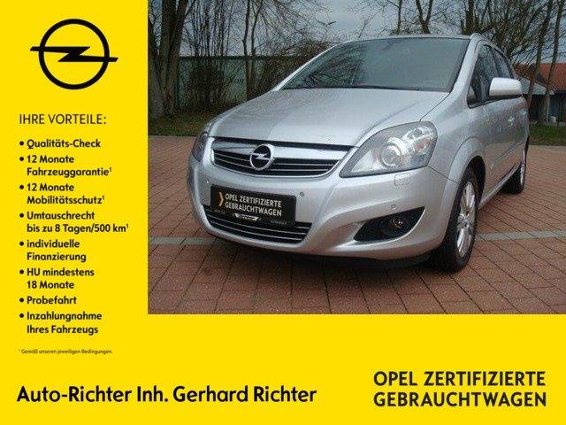 Opel Zafira B, Jahr 2012, Benzin