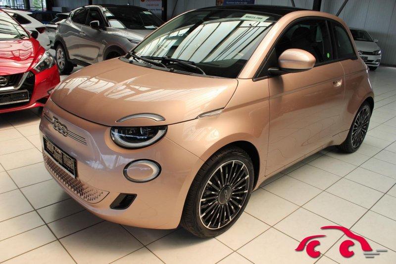 Fiat 500 ELEKTRO 42 KWH 3+1 ICON, Jahr 2021, Elektro