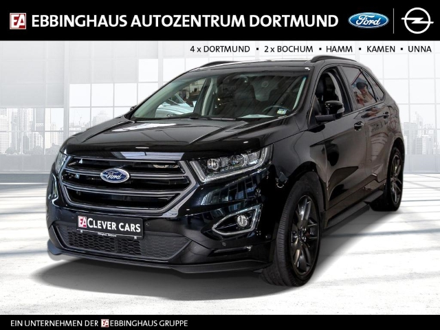 Ford Edge Sport 4x4 LED e-SITZE NAVI AHK e-HECKKLAPPE, Jahr 2016, Diesel