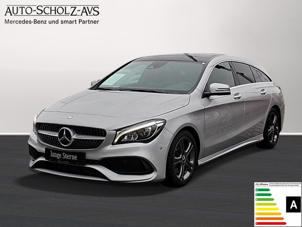 Mercedes-Benz CLA 220 Shooting Brake d 4M Pano*LED*Navi*Kamera, Jahr 2016, Diesel