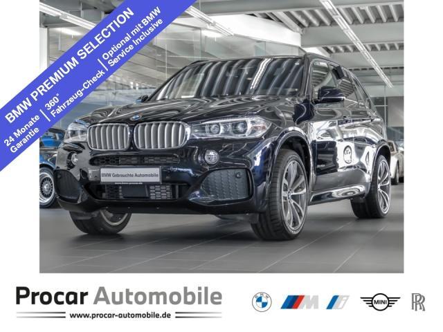 BMW X5 xDrive40d M Sport Head-Up DA+ AHK Standhzg., Jahr 2016, Diesel