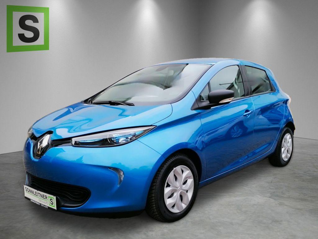Renault ZOE (ohne Batterie) 41 kwh Intens 1816, Jahr 2017, Elektro