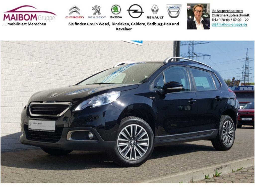 Peugeot 2008 PureTech 82 Urban Move **Garantie**, Jahr 2016, Benzin