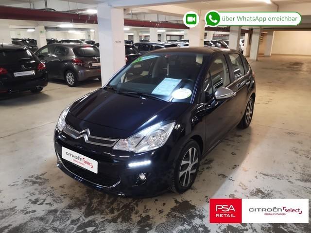 Citroën C3 Pure Tech (VTi) 68 Selection, Jahr 2016, Benzin