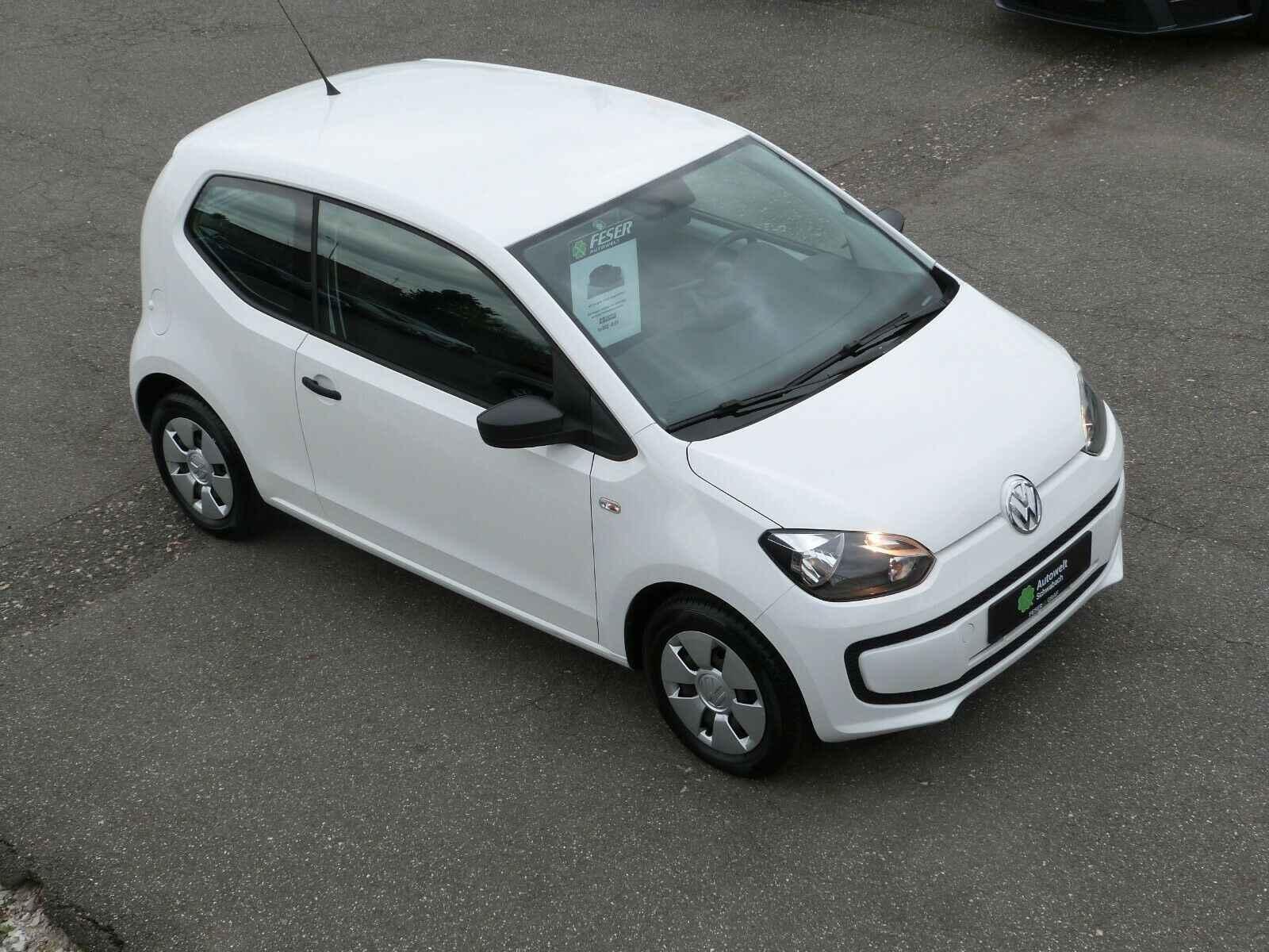 Volkswagen up 1.0 take ! NAVI KLIMA ISO-FIX, Jahr 2014, Benzin