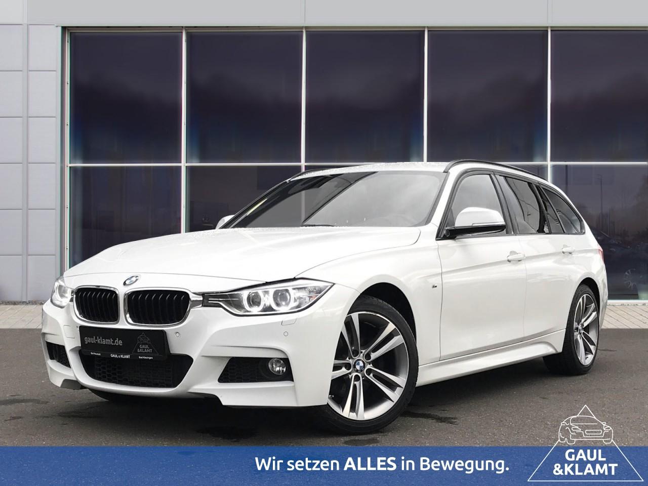 BMW 3er - 320 d xDrive Touring #M-Sport-Paket #Xenon, Jahr 2013, Diesel
