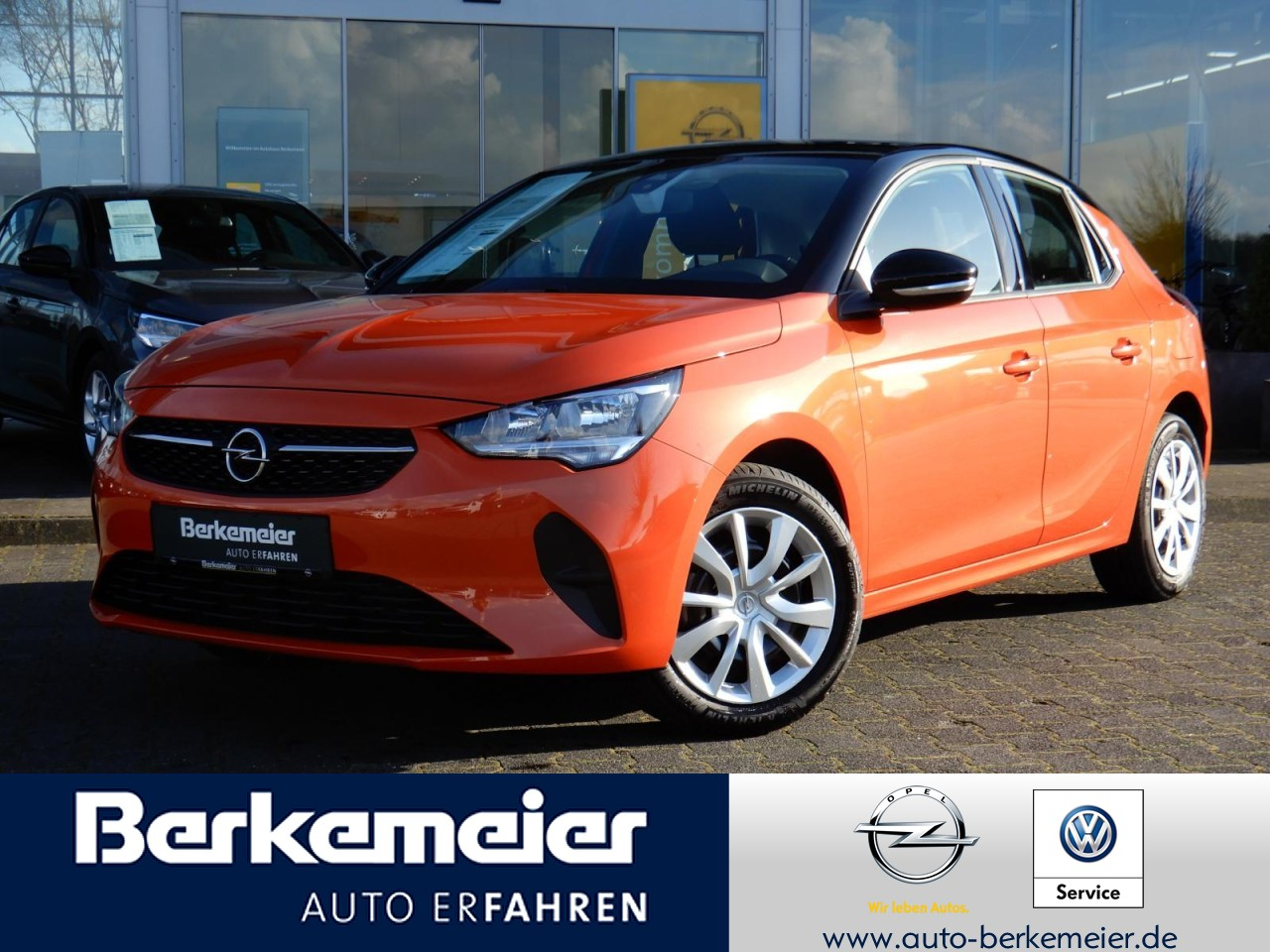 Opel Corsa 1.2 Edition Schildererkennung/Spurassi/Klima, Jahr 2019, Benzin