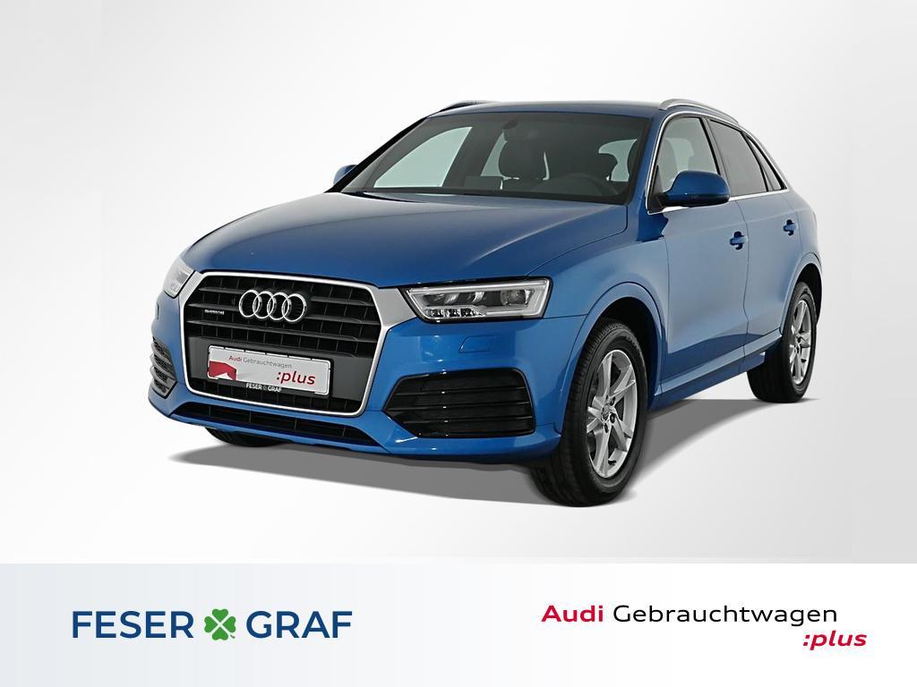 Audi Q3 sport 2.0 TDI qu.S tronic Leder,Navi,LED, Jahr 2018, Diesel