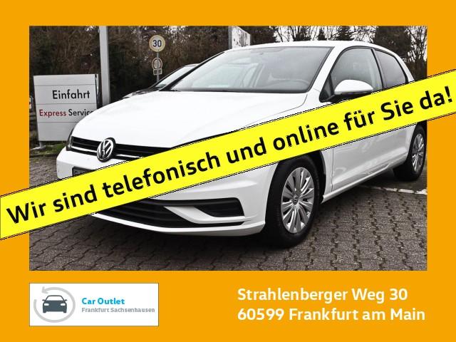 Volkswagen Golf VII 1.0 TSI Trendline Navi Klima Golf 1,0 TLBM 063 TSIM5F, Jahr 2017, Benzin