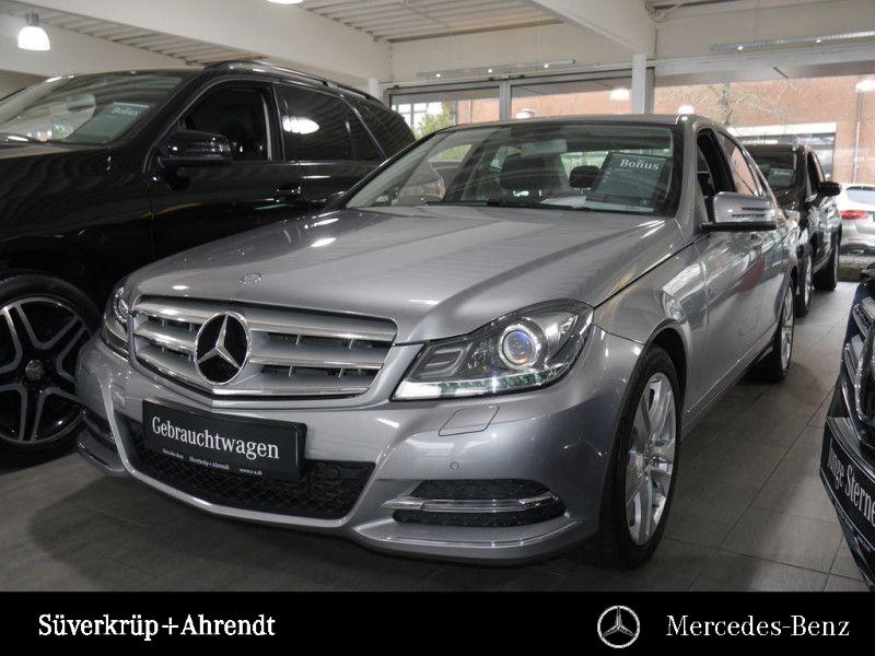 Mercedes-Benz C 200 Avantgarde Navi ILS Standheizung Sitzheizg, Jahr 2013, Benzin