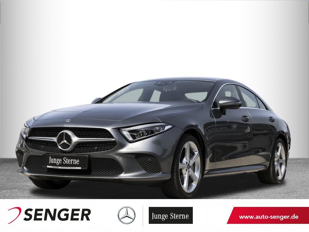 Mercedes-Benz CLS 350 d 4M *Widescreen*Distronic*Schiebedach*, Jahr 2019, Diesel