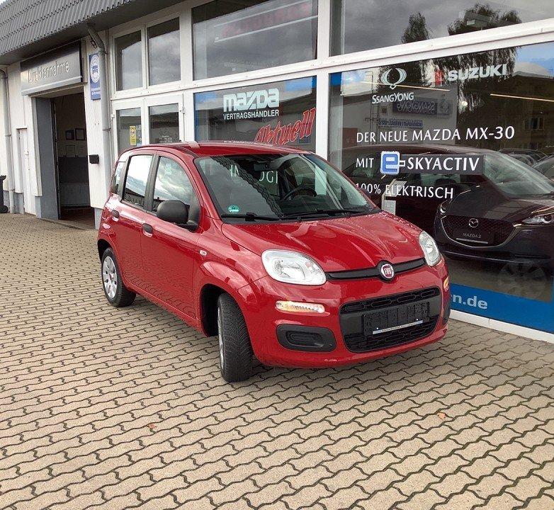 Fiat Panda (319)(2012->) Pop 1,2 8V, Jahr 2015, Benzin