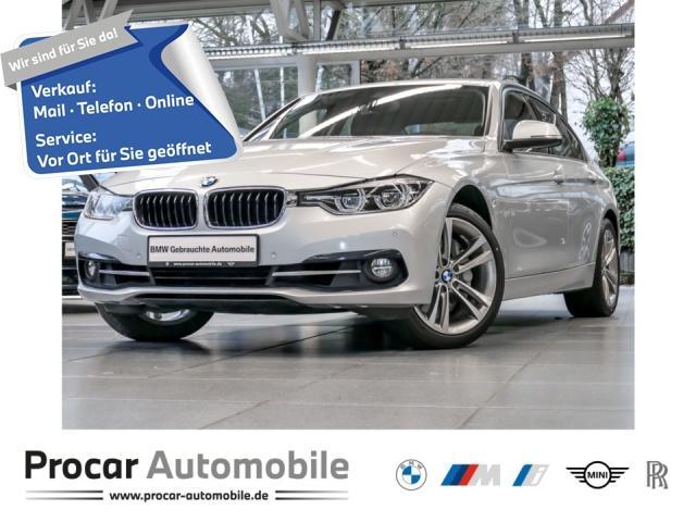 BMW 340iA Lim,xDrive,SportLine,18'',Navi,HeadUp,HiFi, Jahr 2018, Benzin