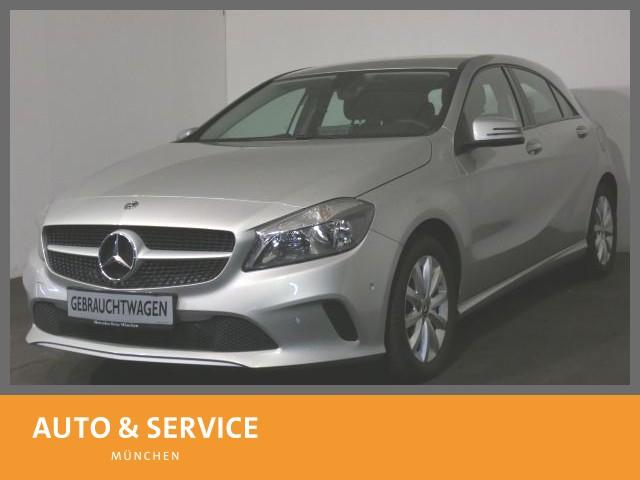 Mercedes-Benz A 180 D  Navi SitzHzg Keyless Go , Jahr 2017, Diesel