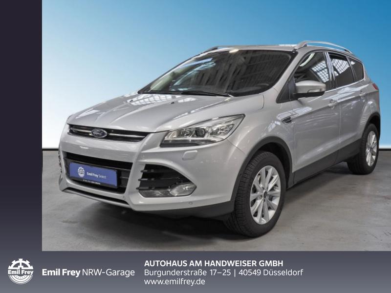 Ford Kuga Titanium 1.5 EcoBoost *XENON*, Jahr 2016, Benzin