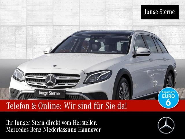 Mercedes-Benz E 350 d T 4M All-Terrain 360° Burm MULTI HUD PAN, Jahr 2017, Diesel