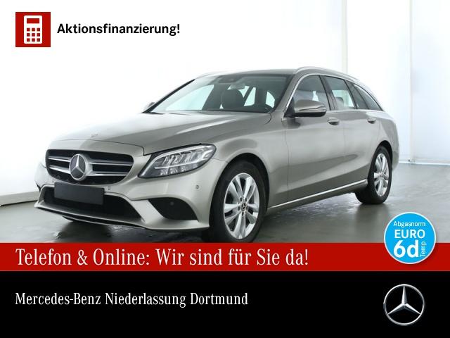 Mercedes-Benz C 180 T Avantgarde LED AHK Kamera PTS Easy-Pack, Jahr 2019, Benzin