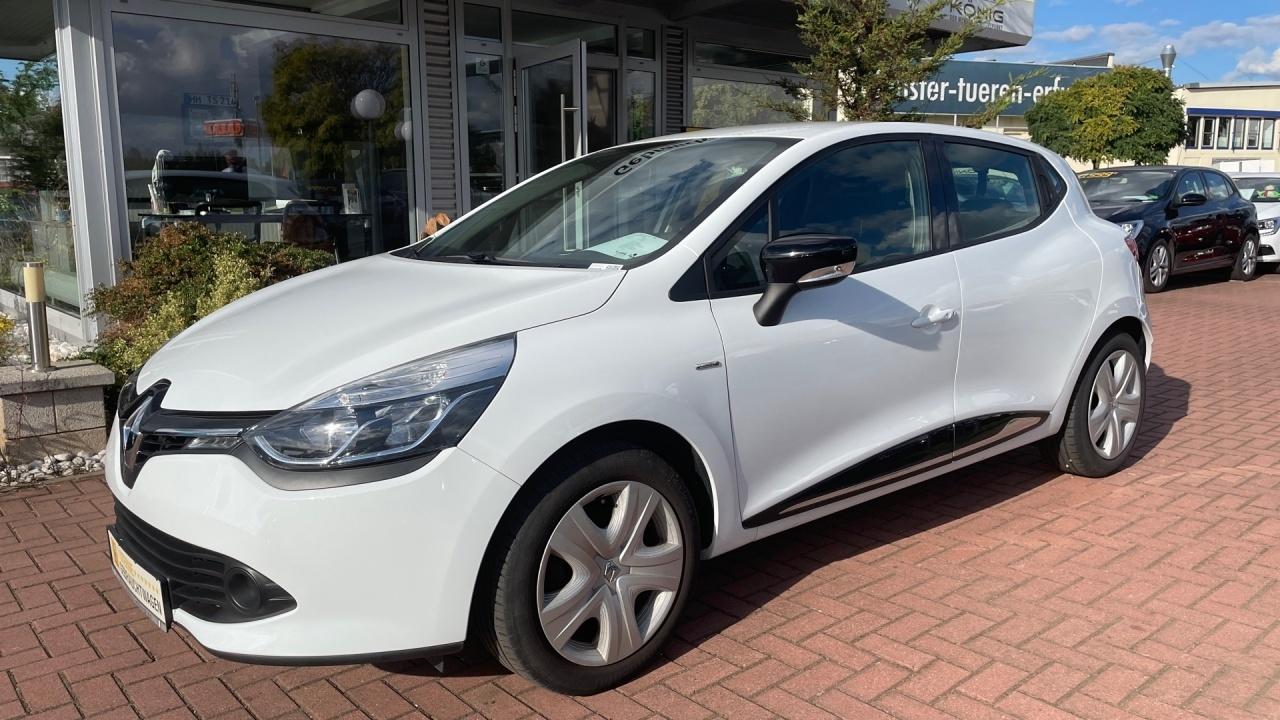 Renault Clio Limited TCe 90 Navigation, Jahr 2016, Benzin