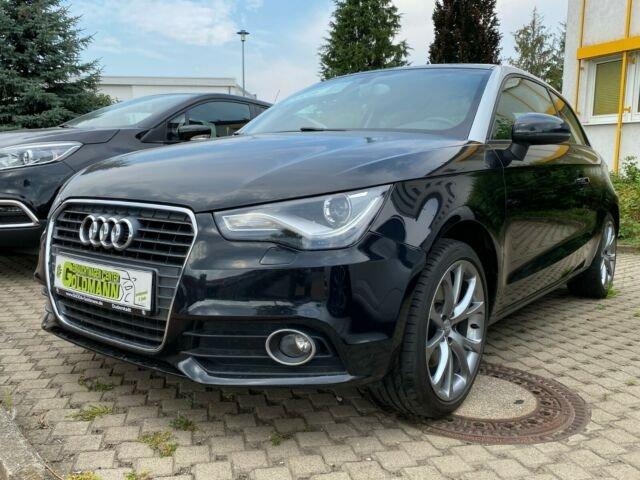 Audi Audi A1 1.4 TFSI 16 V NAVI, Jahr 2012, Benzin