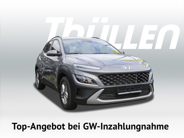 Hyundai Kona Facelift Pure 1,0 Bluetooth Klima el. Fenster, Jahr 2021, Benzin