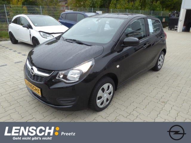 Opel Karl Edition 1.0, Jahr 2016, Benzin