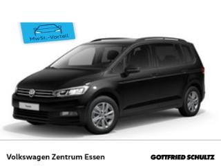 Volkswagen Touran COMFORTLINE 2,0 L TDI SCR Business Paket NAVI, DSG,, Jahr 2019, Diesel