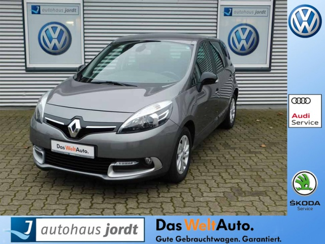 Renault Scenic 1.2 TCe 115 Limited ENERGY 6-Gang NSW, Jahr 2014, Benzin