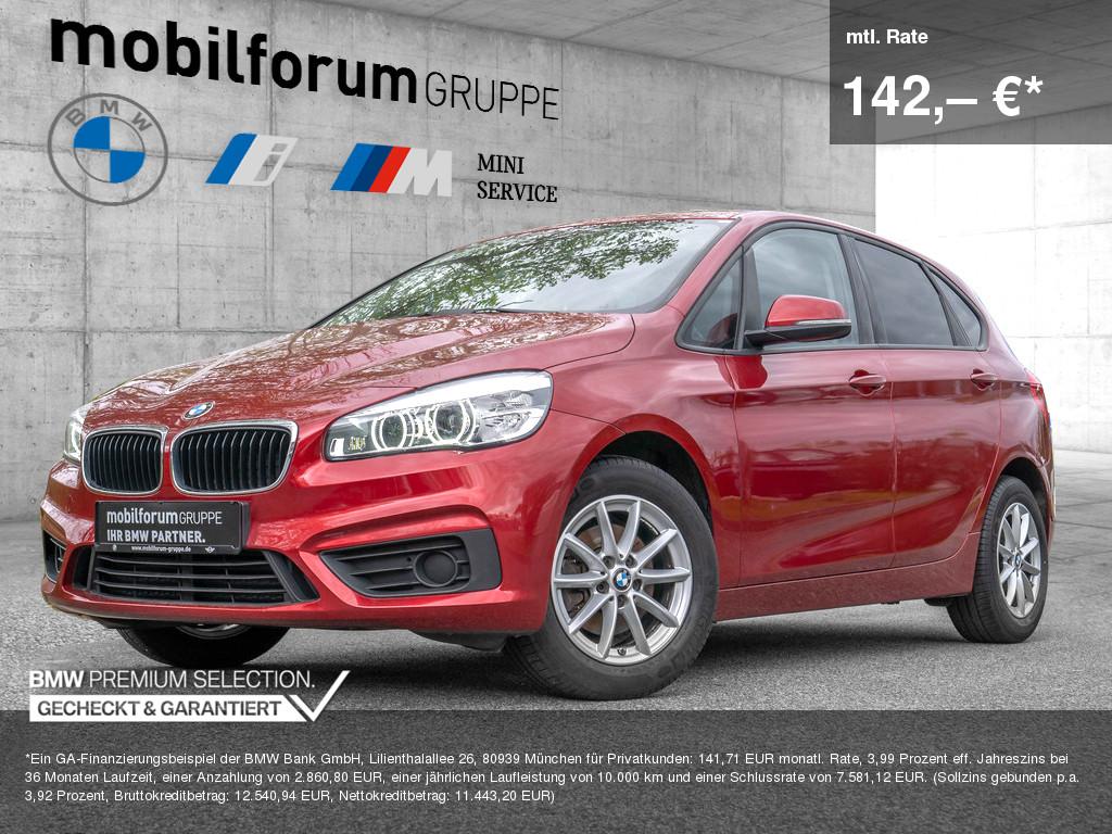 BMW 218d Active Tourer, Jahr 2014, Diesel