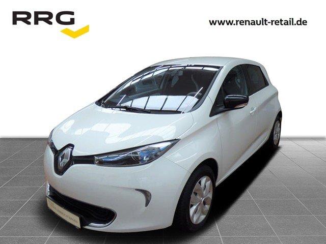 Renault Zoe Life zzgl. Batteriemiete, Jahr 2015, Elektro