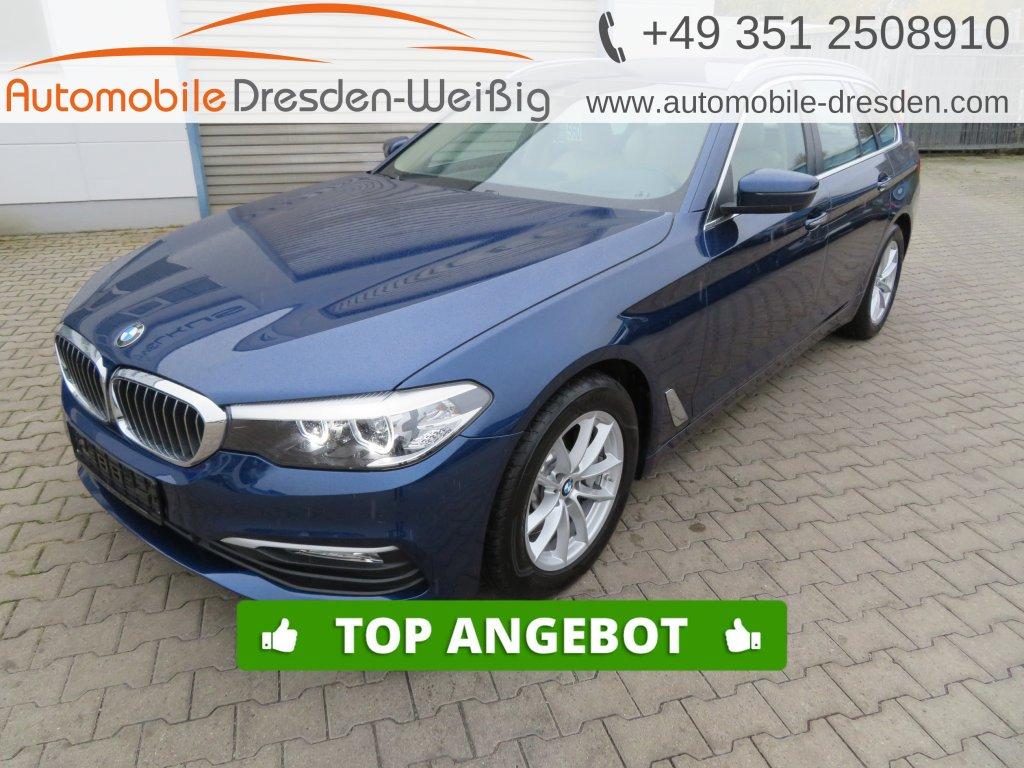 BMW 530 dA Touring*Navi Prof*HeadUp*Leder*, Jahr 2017, Diesel