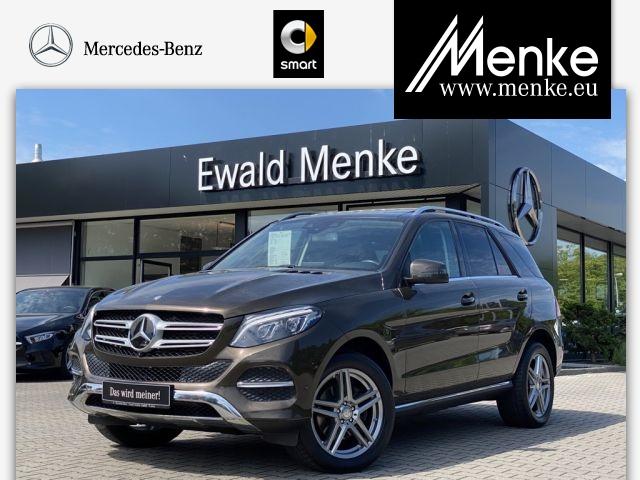 Mercedes-Benz GLE 350 d 4M Comand,Distro,AHK,360,Memory,, Jahr 2017, Diesel
