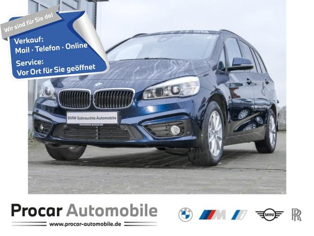 BMW 218 Gran Tourer xDrive Advantage Aut. Navi LED, Jahr 2017, Diesel