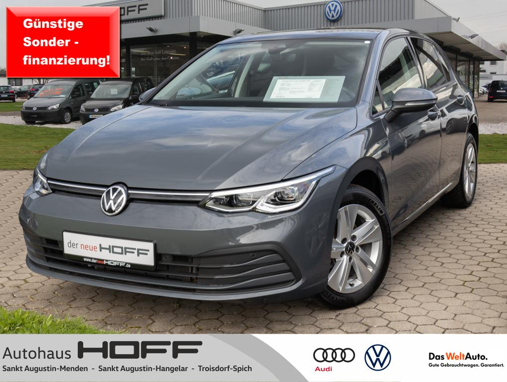 Volkswagen Golf VIII 1.0 TSI Life Matrix-LED Panorama Navi, Jahr 2020, Benzin