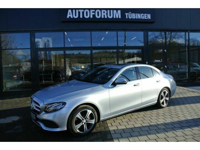 Mercedes-Benz E 350 d AVANTGARDE 9G *AIRMATIC*LED*SHD*, Jahr 2016, Diesel