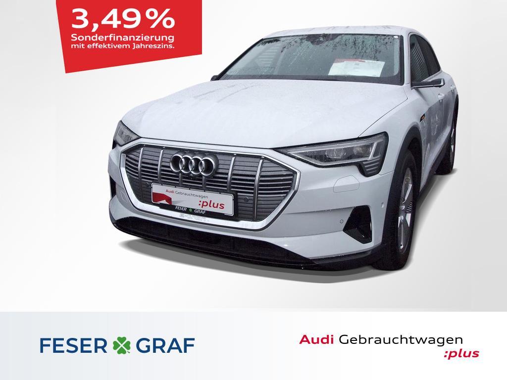 Audi e-tron 55 quattro Nachsicht/Head-Up/Virtual-Plus, Jahr 2019, Elektro