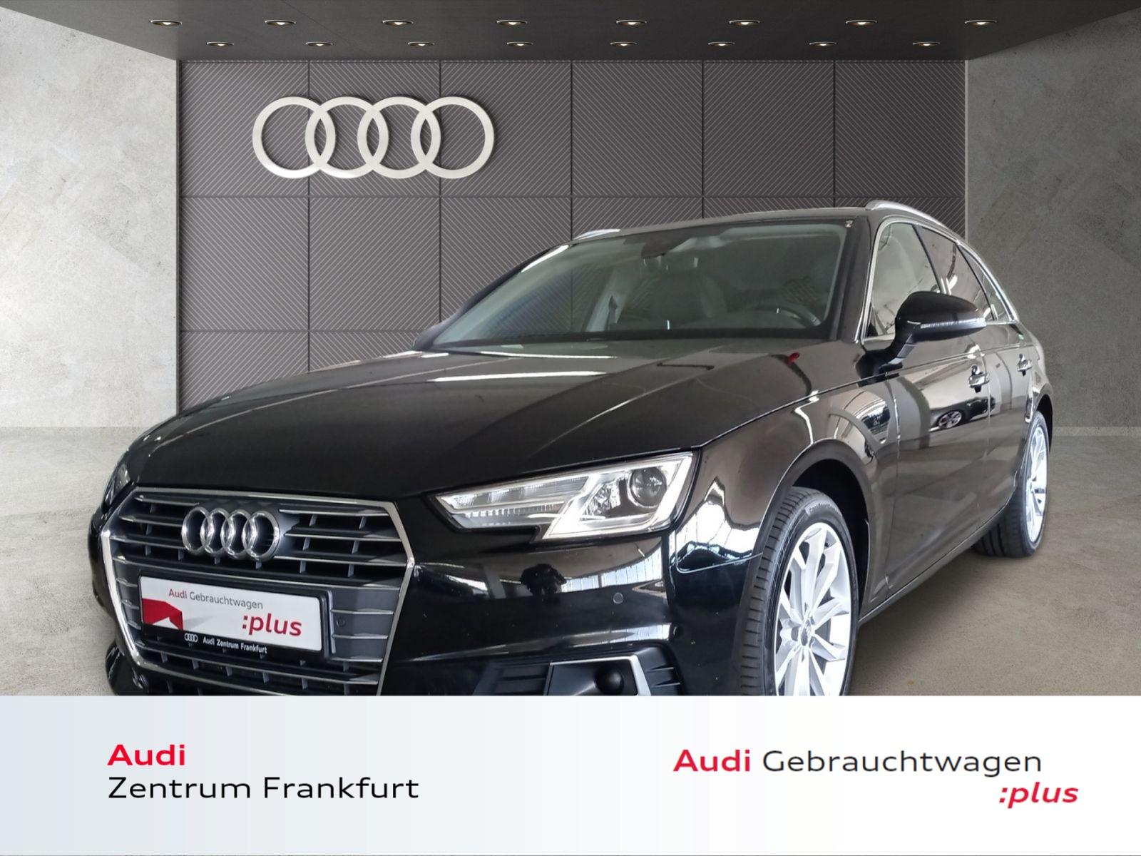 Audi A4 Avant 2.0 TFSI ultra sport S tronic Navi Xenon Tempomat, Jahr 2018, Benzin