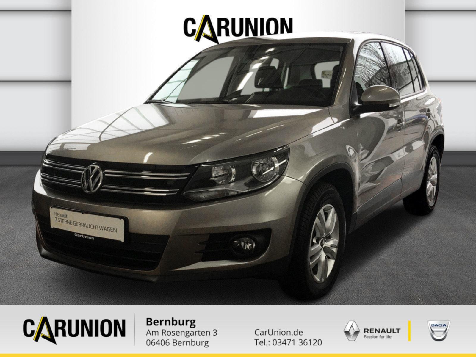 Volkswagen Tiguan 1.4 TSI BlueMotion BlueMotion, Jahr 2014, Benzin