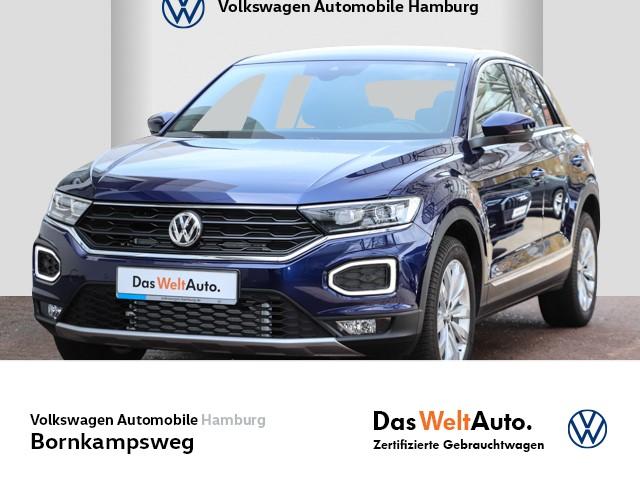 Volkswagen T-Roc 1,5 TSI DSG HL Sport/NAVI/PDC/KLIMA, Jahr 2020, Benzin