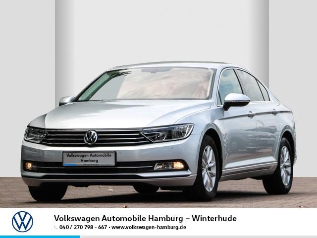 Volkswagen Passat 1.4 TSI Comfortline ACC PDC Klimaautomatik Navi Sitzhzg vorn LM, Jahr 2015, Benzin