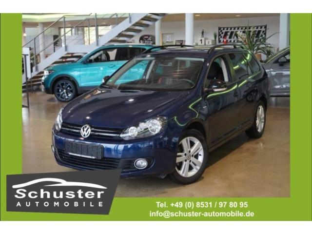Volkswagen Golf Variant VI Match 1.2TSI Klimaaut SHZ PDCv+h, Jahr 2012, Benzin