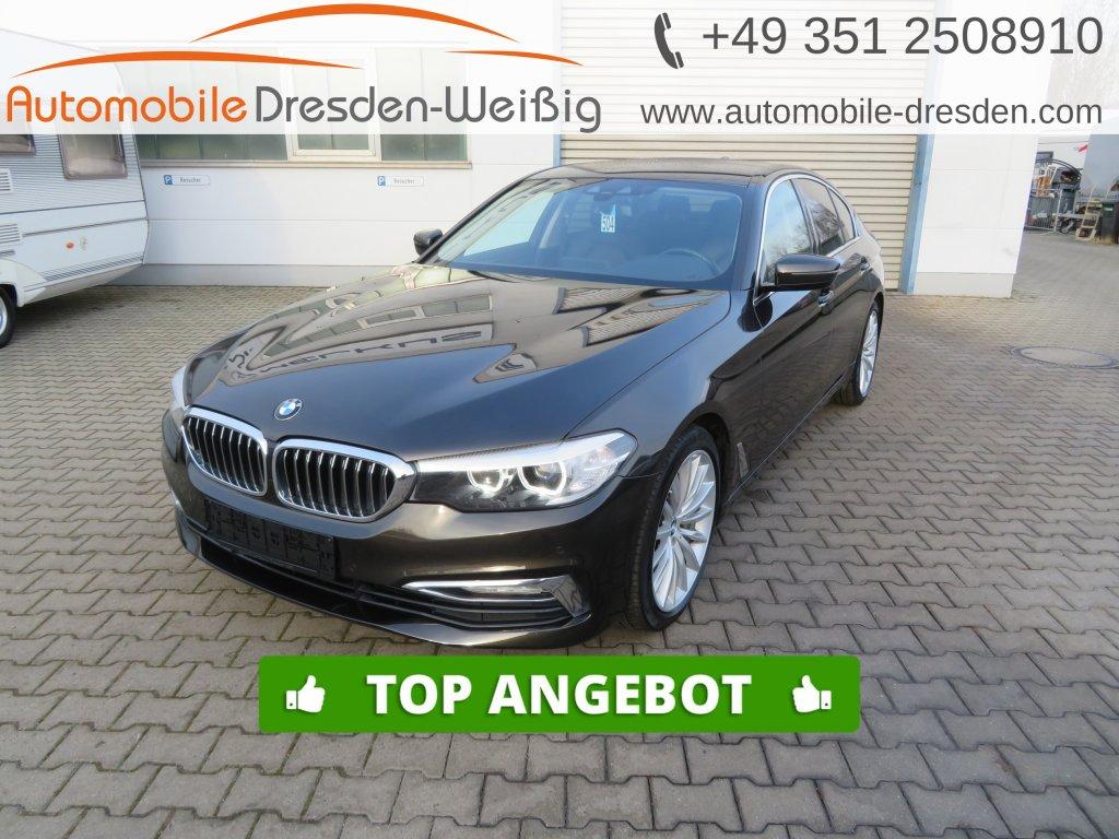 BMW 530 d xDrive Luxury Line*Navi*HiFi*Leder*LED*, Jahr 2017, Diesel