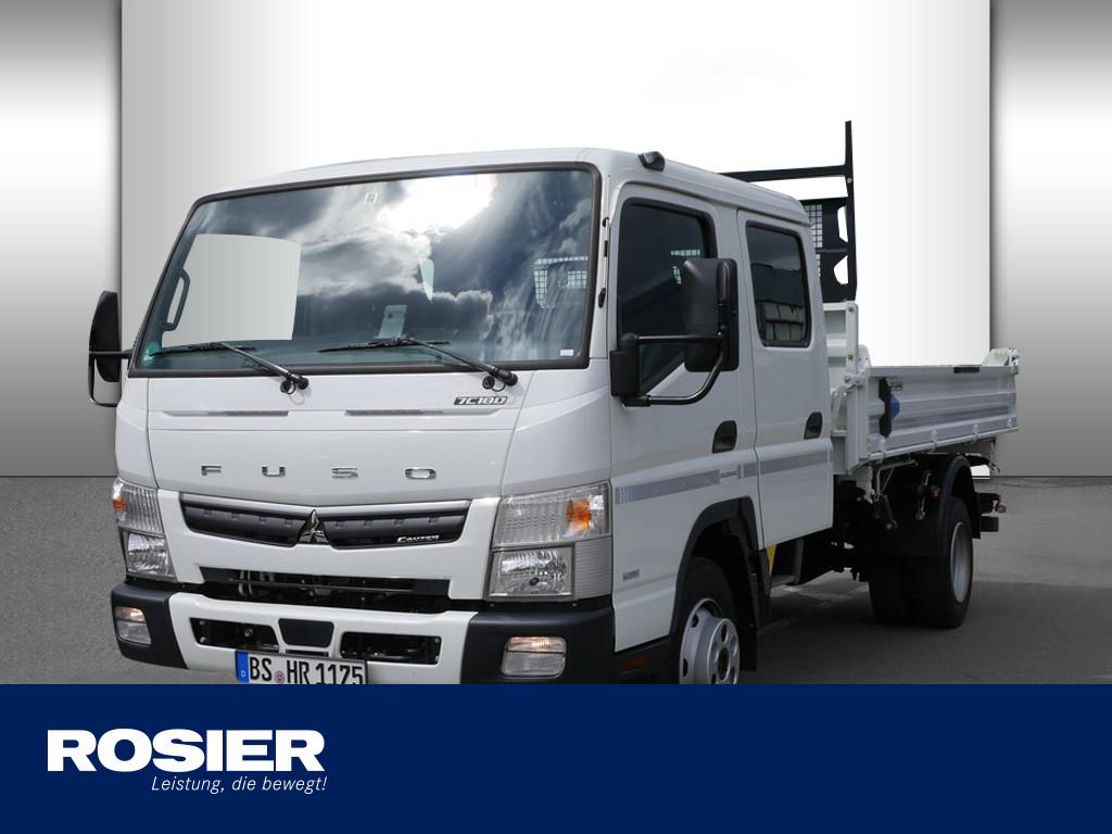 Mitsubishi Canter 7C18D AMT, Jahr 2021, Diesel