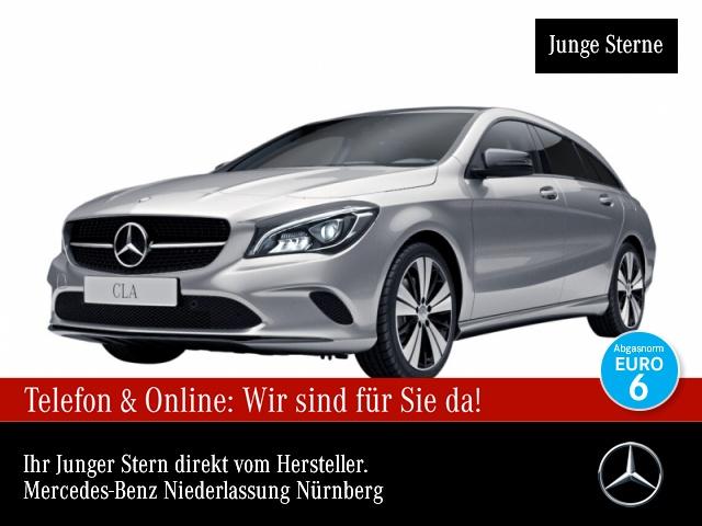 Mercedes-Benz CLA 250 SB 4M Urban Exkl-Paket Stdhzg Pano LED AHK, Jahr 2016, Benzin