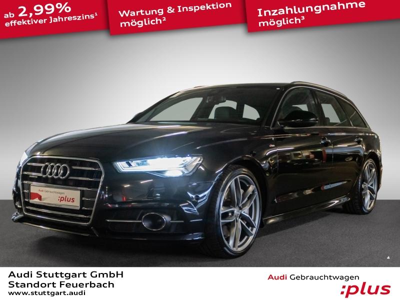 Audi A6 Avant 3.0 TDI quattro S line LED Standheizung, Jahr 2017, Diesel