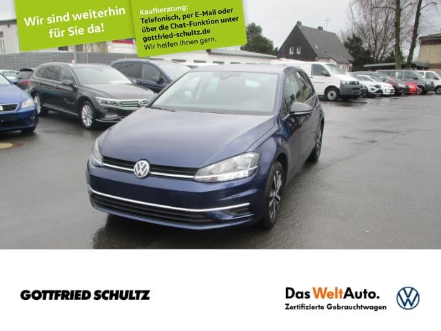 Volkswagen Golf IQ.Drive 1.0 TSI SH PDC SHZ FSE GRA, Jahr 2019, Benzin